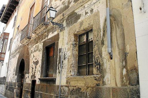 El edificio de Can Fàbregues puede acabar convertido en un pequeño hotel de lujo.