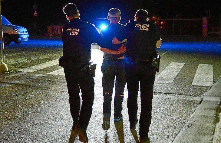 El detenido en Andratx por quemar su casa alega que «fue un accidente»