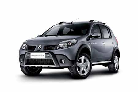 La marca Renault, puntera en el mercado.