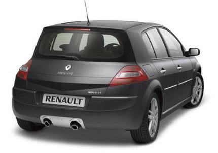 Uno de los modelos Renault.