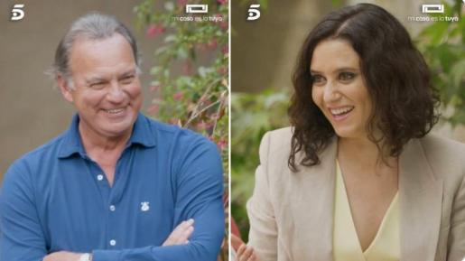 Las claves de la entrevista de Bertín Osborne a Isabel Díaz Ayuso