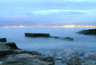 Atardecer en Playa de Palma