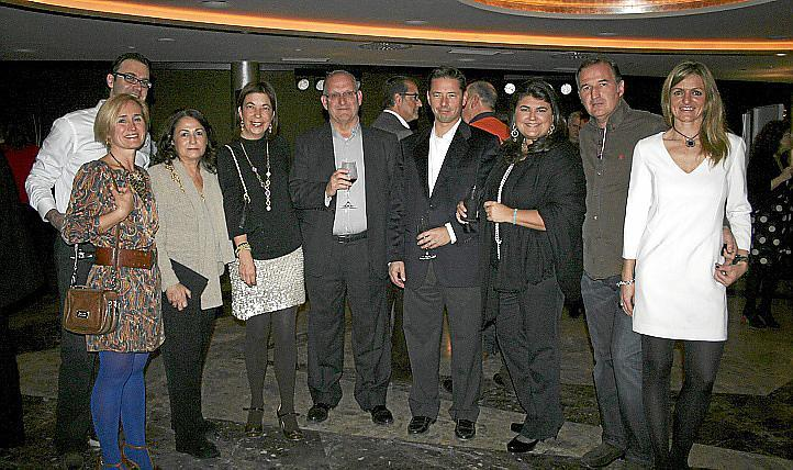 Cumpleaños Paco Sastre