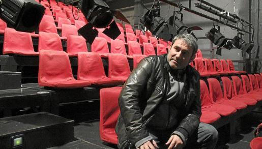 El actor catalán Sergi López. Foto:Elena Valverde