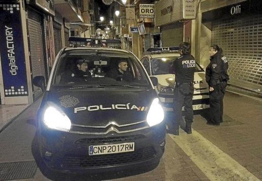 Los hechos ocurrieron en un hotel de la zona centro de Palma el pasado fin de semana.