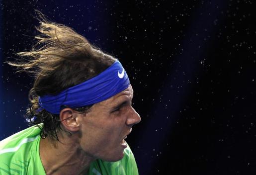 El tenista mallorquín Rafa Nadal.