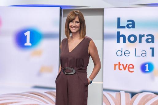 Mónica López, despedida de 'La hora de La 1'