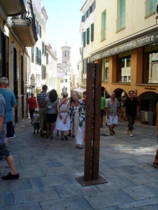 El centro histórico de Maó supone todo un reclamo para mahoneses y visitantes, todo el año.