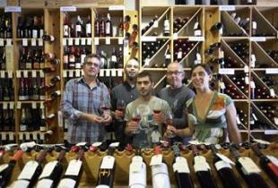 De Vins, vinoteca en Maó, Menorca