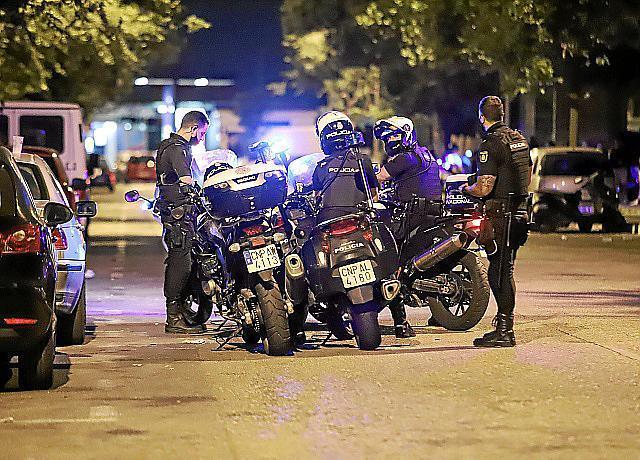 Piden siete años y medio de prisión por agredir a tres policías en Manacor