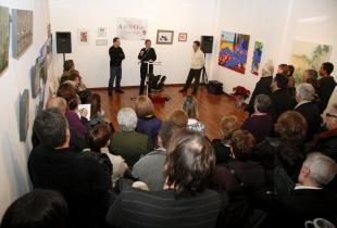 Xibau Gallery, galería de arte en Ferreries, Menorca