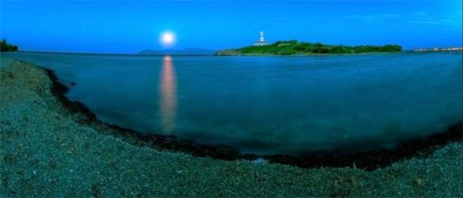 """""""Illa d'Alcanda"""", foto de Jordi Bailén Vidal ganadora del tercer premio del II Concurso de Fotografía Digital de Ultimahora.es y Foto Ruano."""