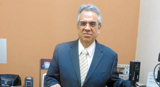 El doctor Arturo Solís ha llevado a cabo importantes descubrimientos sobre la fotosíntesis humana, de la que hablará en el Club Ultima Hora.