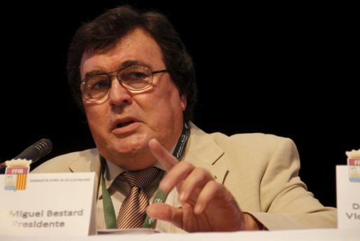Miquel Bestard, en una foto de archivo.