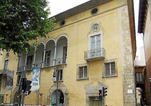 La antigua biblioteca del Solleric albergará el Espai de Creació Tecnòlogica.