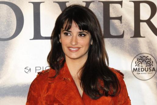 La actriz más internacional del cine español, Penélope Cruz, en una imagen de archivo.