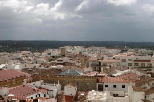 Una vista panorámica de Alaior, uno de los pueblos con más habitantes de Menorca.