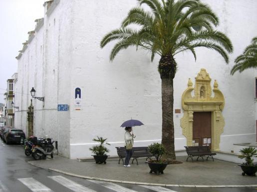 El Convent de Sant Diego, en pleno Alaior, es un espacio con múltiples posibilidades.