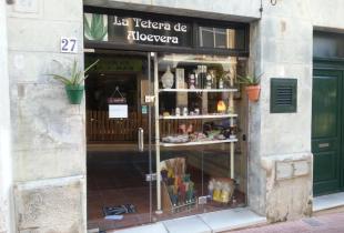 La Tetera de Aloe Vera, tienda de cosmética natural en Menorca