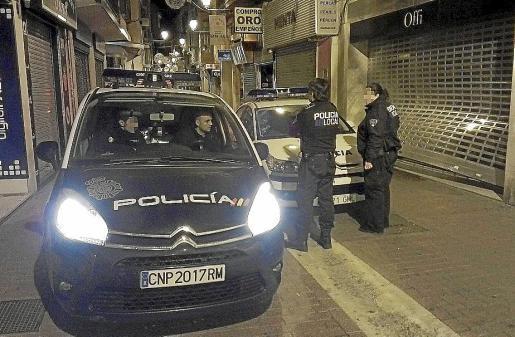 La Policía Nacional habilitó un plan especial para robos en locales comerciales.