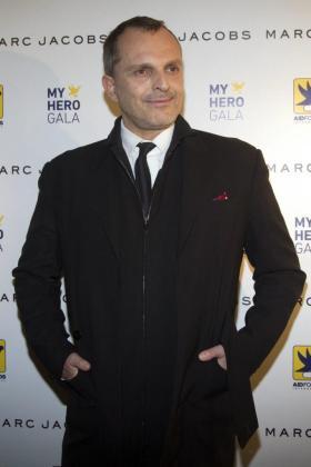 El cantante español Miguel Bosé, en una imagen de archivo tomada en Nueva York.