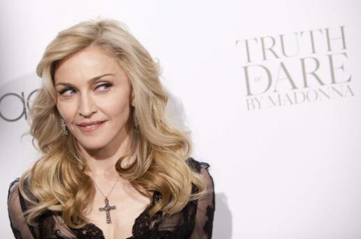 Madonna sigue a la cabeza de los artistas mejor pagados.