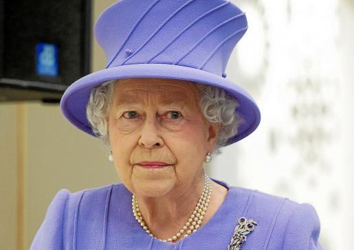 Fotografía de la reina Isabel II tomada el pasado 27 de febrero.