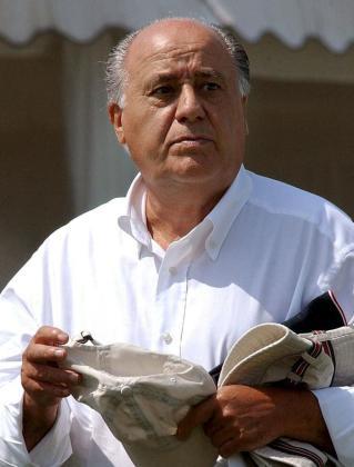 Amancio Ortega, en una foto de archivo.
