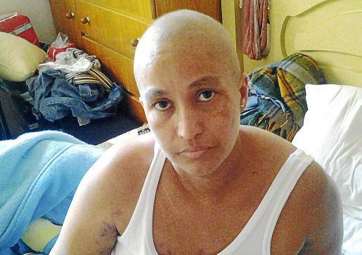 Elenilde Oliveira está ingresada desde abril de 2012 en un hospital de Sao Paulo.