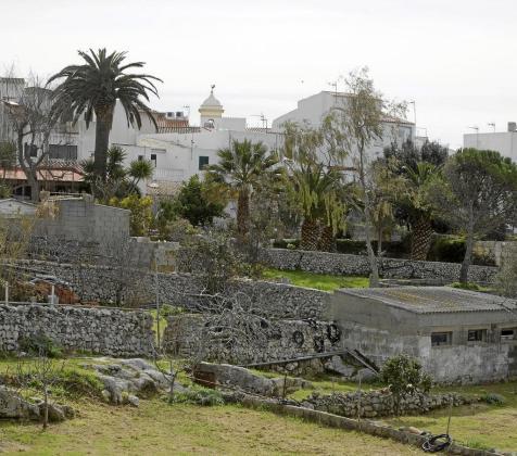 Pese a llamarse Es Migjorn Gran, se trata de la población más pequeña de Menorca.