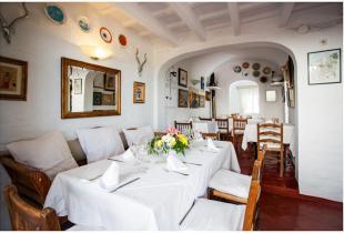 Restaurante S'Engolidor en Es Migjorn Gran, Menorca