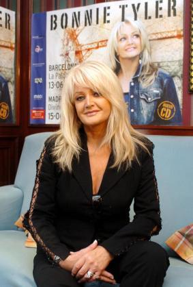 Bonnie Tyler, en una imagen de archivo.