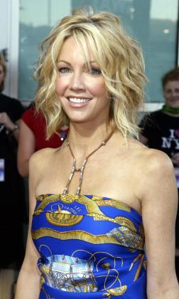 Heather Locklear es recordada por su papel de Amanda en Melrose Place.