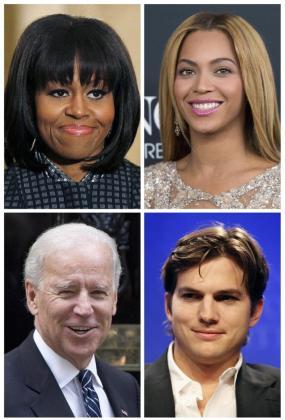 Michelle Obama, Beyonce, Joe Biden y Ashton Kutcher son algunos de los famosos que ha sufrido el ataque de un hacker.