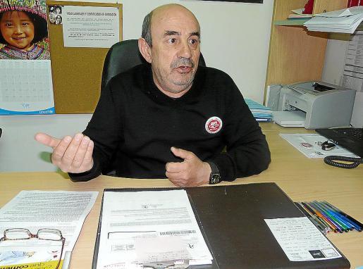 Guillem Vadell mostró su preocupación por «la situación actual de la residencia».