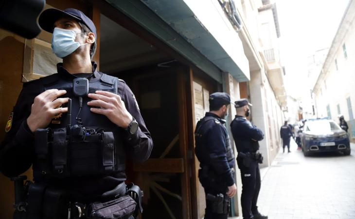 Policía Nacional de Manacor
