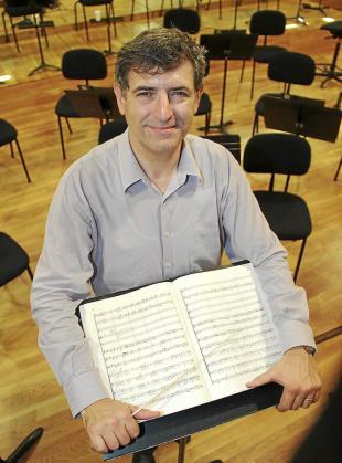 Salvador Brotons se va de la Orquestra Simfònica de manera inusual, despedido por teléfono en dos ocasiones en esta legislatura.