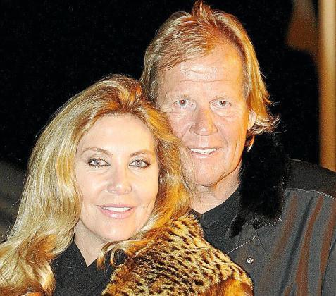 Norma Duval disfruta junto a su pareja, el empresario Matthias Kühn, de las vacaciones de Semana Santa en la Isla