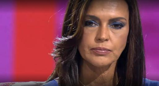 Olga Moreno en Telecinco