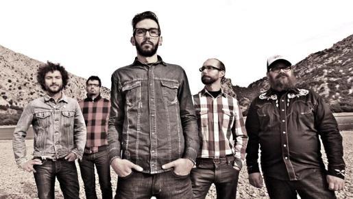 La banda mallorquina Son & The Holy Ghosts.