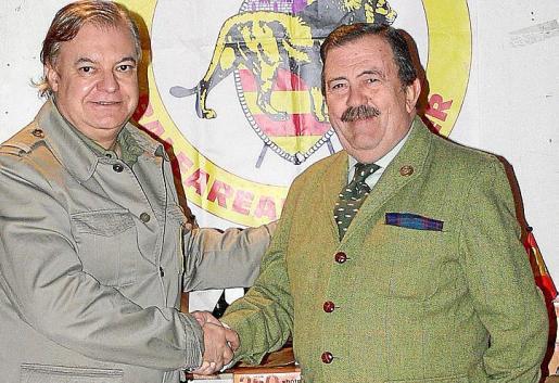 Miguel Estade y Tato Fragero.