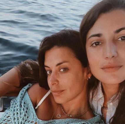 Dulceida y Alba, juntas en Ibiza