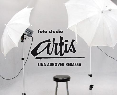 Logo de Foto Studio Artis, una veterana tienda de fotografía en Palma.