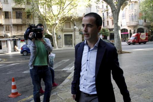 José Manuel Alcaraz, exjefe de Gabinete de la Conselleria de Comercio cuando Cardona estaba al frente, es el actual delegado del Gobierno en Formentera.