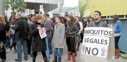 El caso que más revuelo ha causado en 2013 es el del expediente de regulación de empleo a los trabajadores de Orizonia.