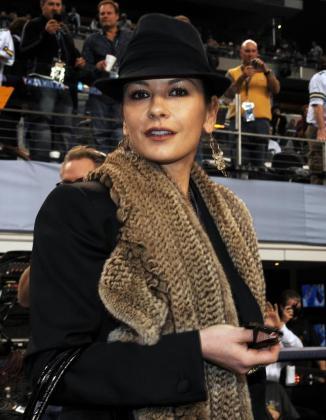 Catherine Zeta-Jones, en una imagen de archivo.