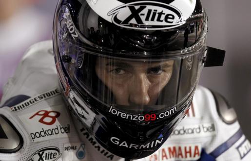 El piloto mallorquín confía en sus posibilidades en el Gran Premio de Jerez.