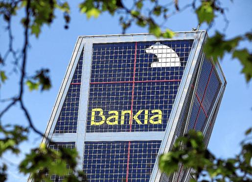 La especulación provocó subidas y bajadas espectaculares en la cotización de Bankia.