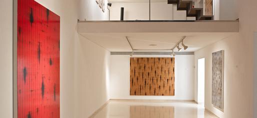 Imagen del interior de la Sala Pelaires.