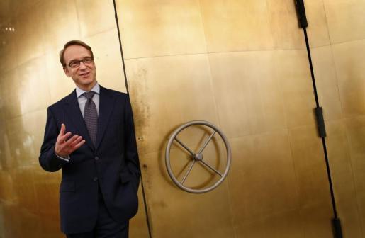 El presidente del Bundesbank, Jens Weidmann.